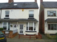 3 bedroom End of Terrace property to rent in Park Street, Tamworth