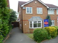 3 bedroom semi detached house to rent in Dexter Way, Birchmoor