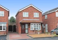 Detached property to rent in Aitken Close, Tamworth