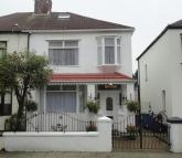 semi detached property for sale in Pinehurst Road...