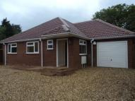 Grange Avenue Detached Bungalow to rent