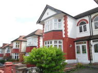 semi detached house in Woodfield Way, London...