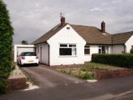 2 bedroom Semi-Detached Bungalow to rent in Moor Avenue, Penwortham...
