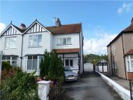 semi detached house for sale in Rhos on Sea, LL28