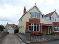 semi detached home in Rhos on Sea, LL28