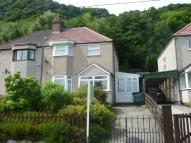 3 bed semi detached property to rent in Tayler Avenue, Dolgarrog...