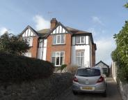 3 bed semi detached home for sale in 37 Penrhyn Isaf Road...
