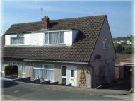 2 bedroom semi detached property to rent in Maes Y Llan, Conwy...