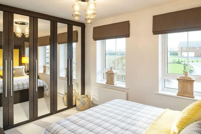 Ashford bedroom