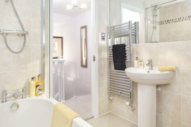 Ashford bathroom
