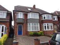semi detached home for sale in Church Road, Birmingham
