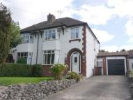 3 bed semi detached house to rent in Rawnsley Road...