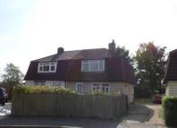 semi detached house to rent in ROWLEY CLOSE, Cannock...