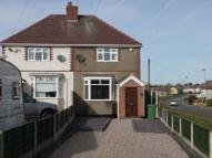 semi detached property to rent in HEATH GAP ROAD, Cannock...
