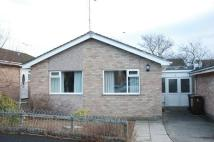 Bungalow in Tynedale Close, Wylam