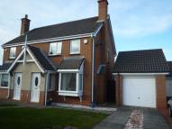 Ashington semi detached house to rent