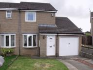 semi detached house to rent in Dilston Close, Pegswood...