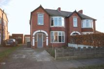 3 bedroom semi detached home to rent in Studley Villas...