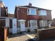 2 bed semi detached property in Old Benwell Village...