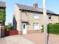 semi detached property in North Ridge, Bedlington