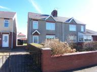 semi detached property in Millfield Bedlington