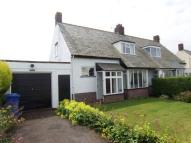 Semi-Detached Bungalow in Beadnell, Swinhoe Road