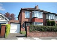 semi detached home to rent in Grosvenor Road, Jesmond...