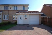 3 bedroom semi detached property to rent in Woodlea, Forest Hall...