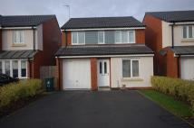 Detached home in Miller Close...