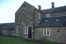 Cottage to rent in Berwick Hill...