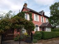 Detached home for sale in Crofton Villa...