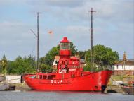 property for sale in HIGHLY UNIQUE AND SPACIOUS LV14 LIGHTSHIP, GL2, Hempsted, Gloucestershire