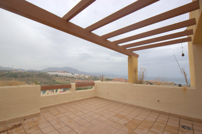Terraace and views