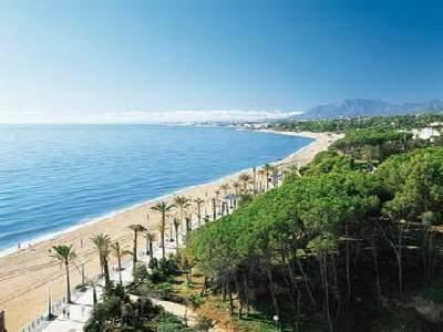 Elviria beach