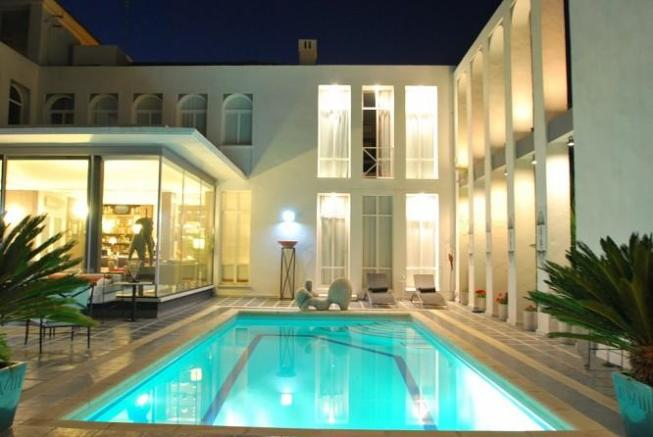 Pool and terrace