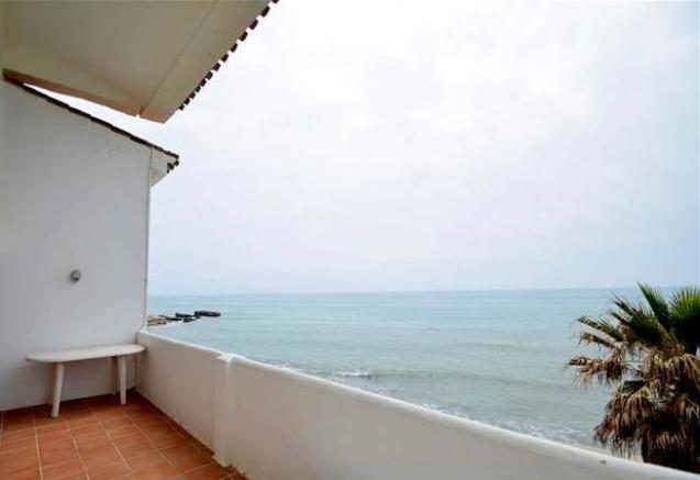 Terrace views east