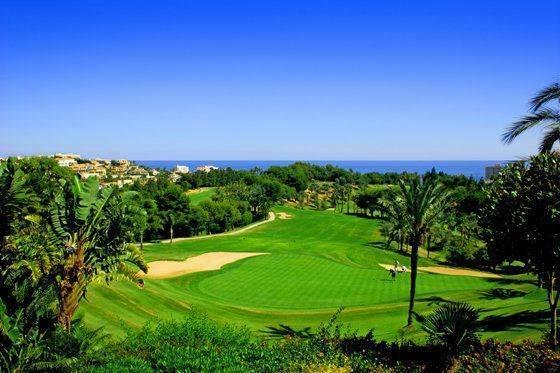 Closest golf course