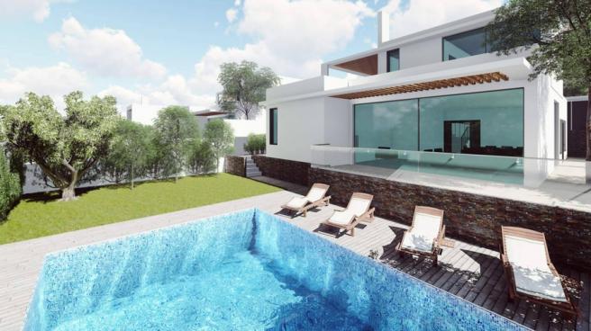 Pool. terrace