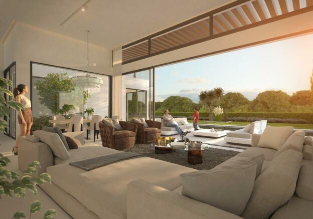 Amazing lounge!