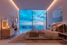Bedroom and views