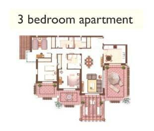 Plan 3 bed