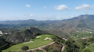 Views over golf