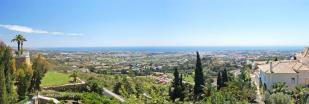 Panoramic views!