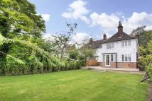 semi detached property in Hampstead Way, London...