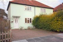 3 bed semi detached property to rent in Colonial Avenue...