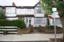 Terraced house in Northborough Road, London