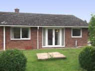 KINGS CLOSE Semi-Detached Bungalow to rent