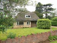 Detached Bungalow in HUNTINGDON ROAD, BRAMPTON