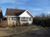 Detached Bungalow in GRANGE CLOSE, SAWTRY