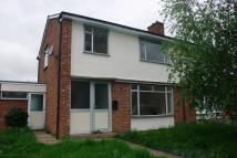 3 bedroom semi detached house to rent in ROMAN WAY, PERRY